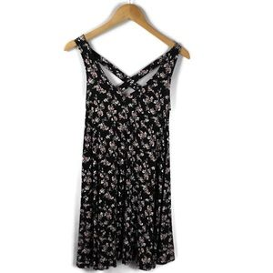 American Eagle Soft and Sexy Floral Dress XXS